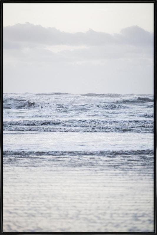 The Sea ingelijste poster