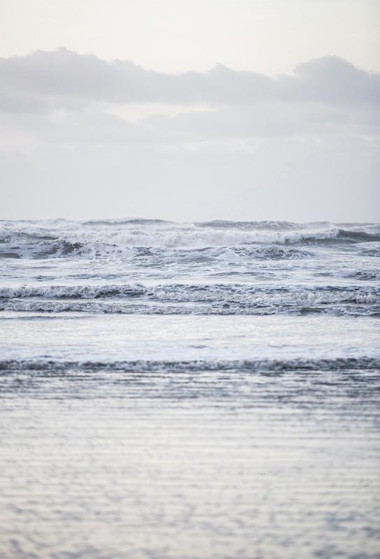 The Sea -Acrylglasbild