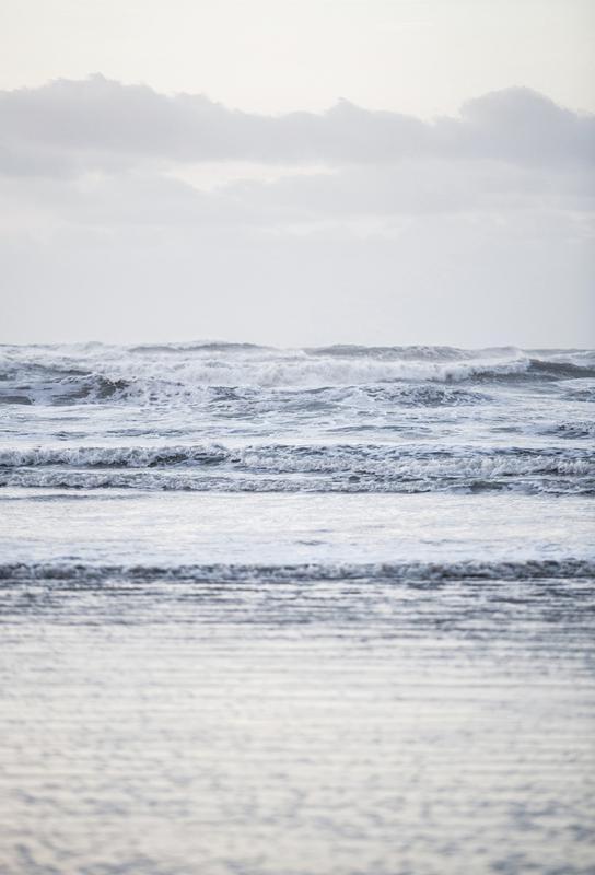 The Sea alu dibond