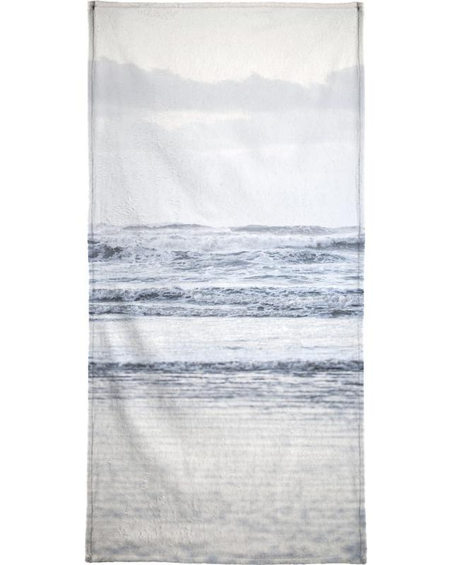The Sea serviette de plage