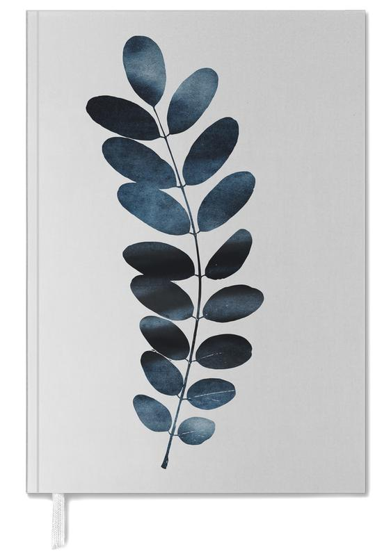 Watercolor Leaves 11 Personal Planner