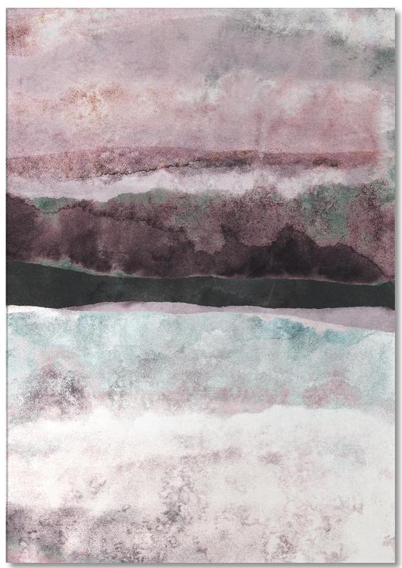 Watercolors 24 Notepad