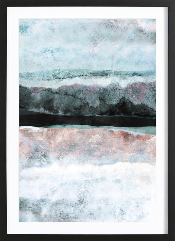 Watercolors 24X Framed Print
