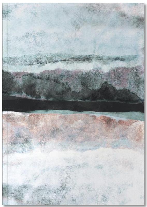 Watercolors 24X Notebook