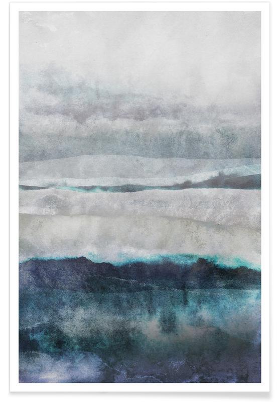 Watercolors 29 -Poster