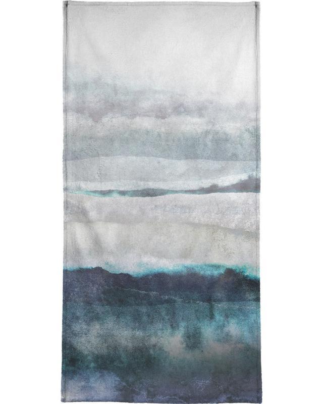 Watercolors 29 Beach Towel