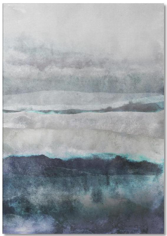 Watercolors 29 -Notizblock
