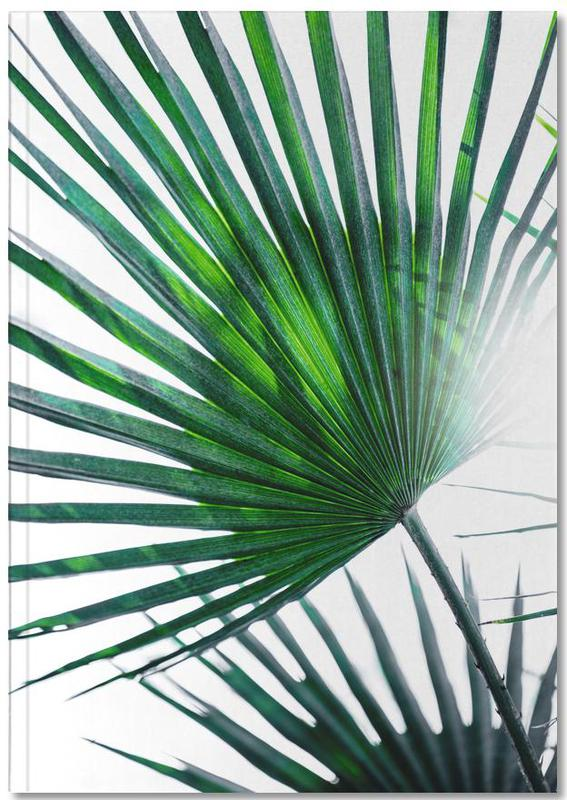 Palm Leaves 19 Notebook