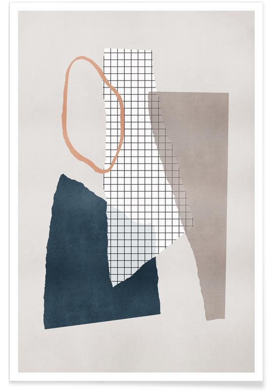 , Pieces 18 affiche