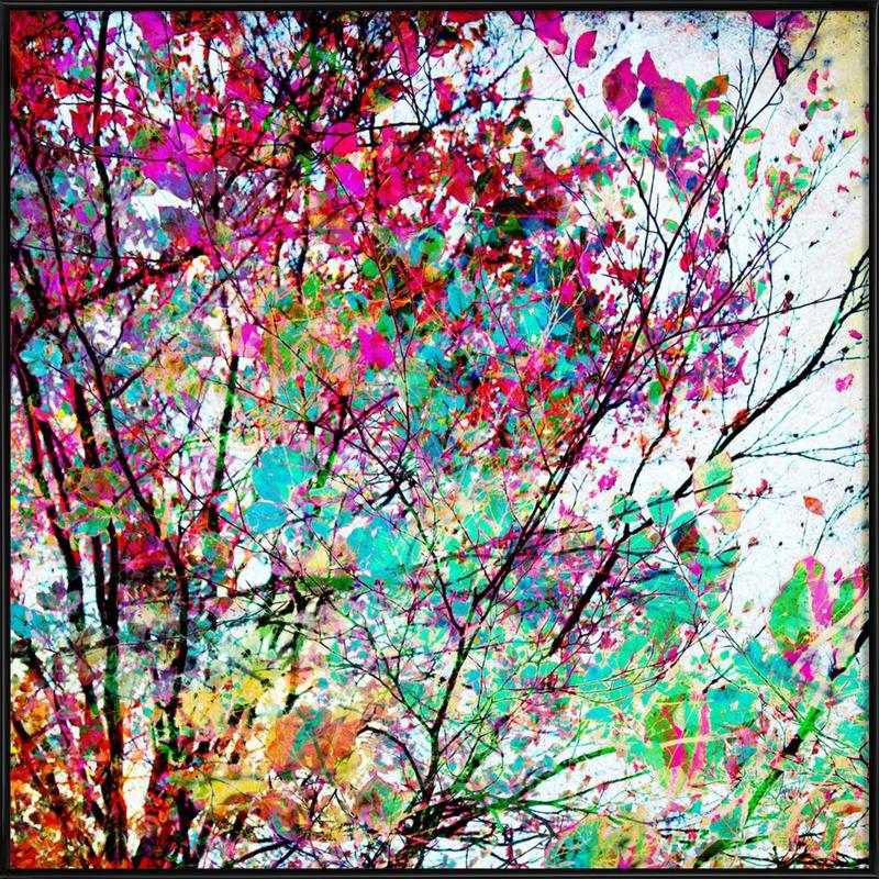 Autumn 8 Framed Poster
