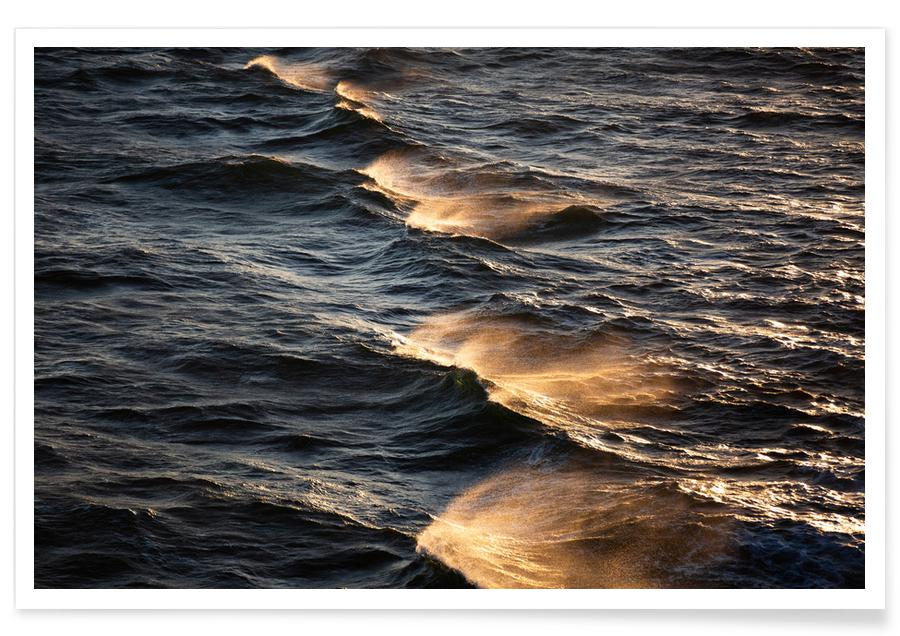, Sunkissed Waves affiche