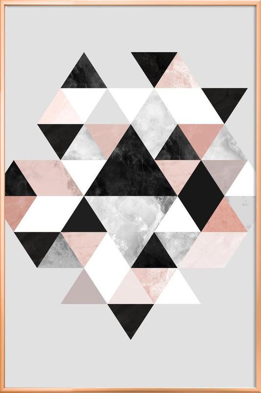 Graphic 202 -Poster im Alurahmen