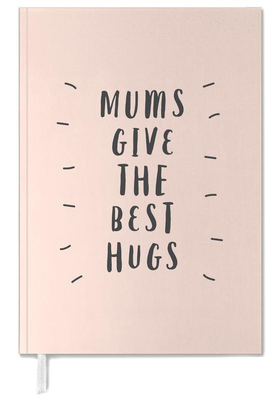 Mums Give The Best Hugs Personal Planner