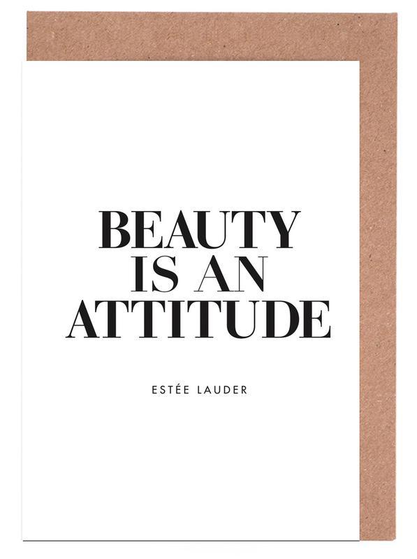 Beauty Is cartes de vœux