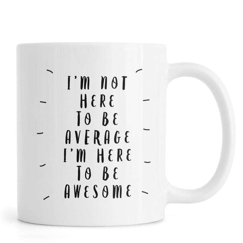 I'm Not Here Mug