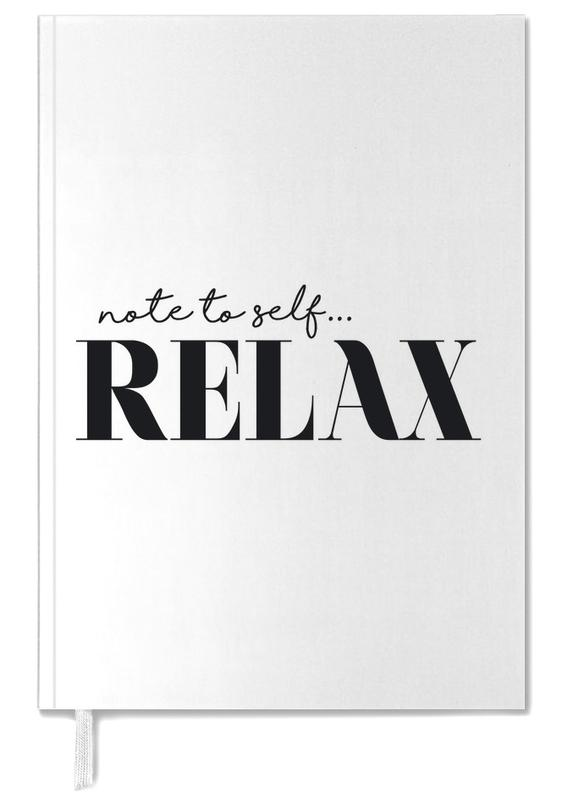 Note To Self Relax -Terminplaner