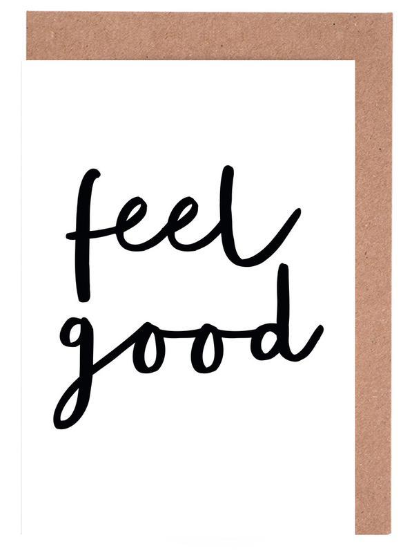 Feel Good cartes de vœux
