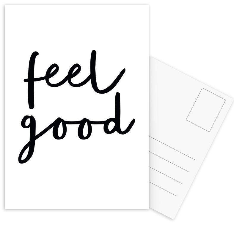 Feel Good Postcard Set