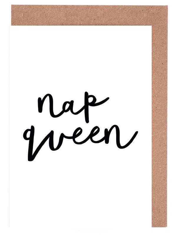 Nap Queen cartes de vœux