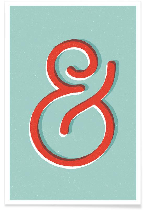 Ampersand -Poster
