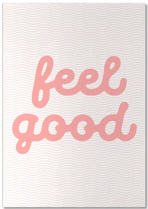 Feel Good bloc-notes