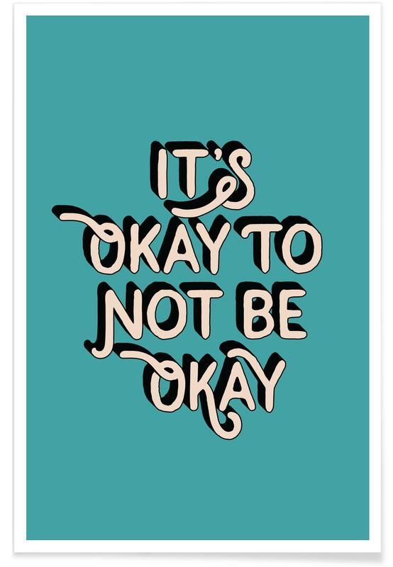 It's Okay to Not Be Okay affiche
