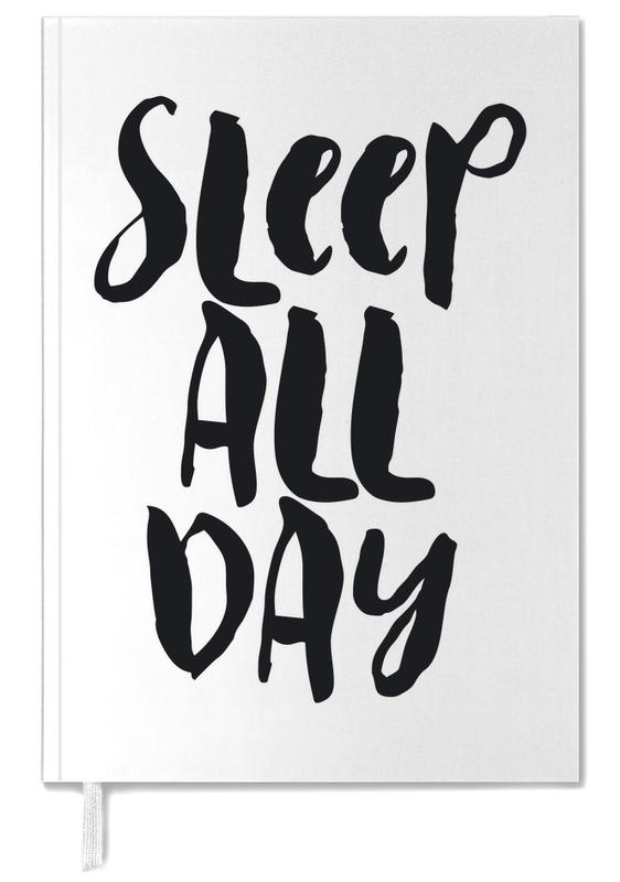 Sleep All Day agenda