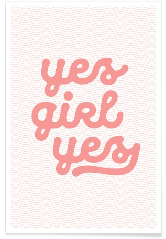Yes Girl Yes poster