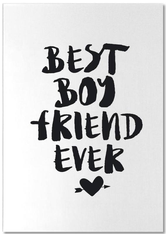 Best Boyfriend Ever Notepad