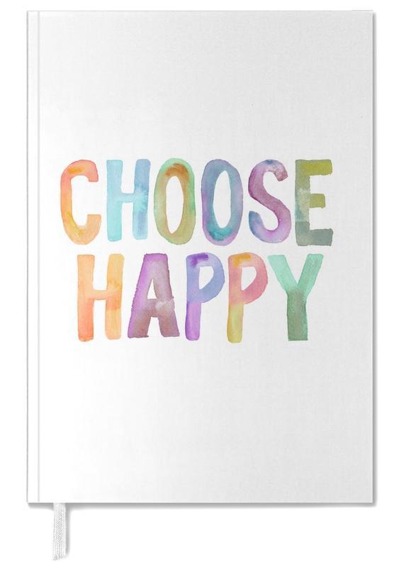 Choose Happy Personal Planner
