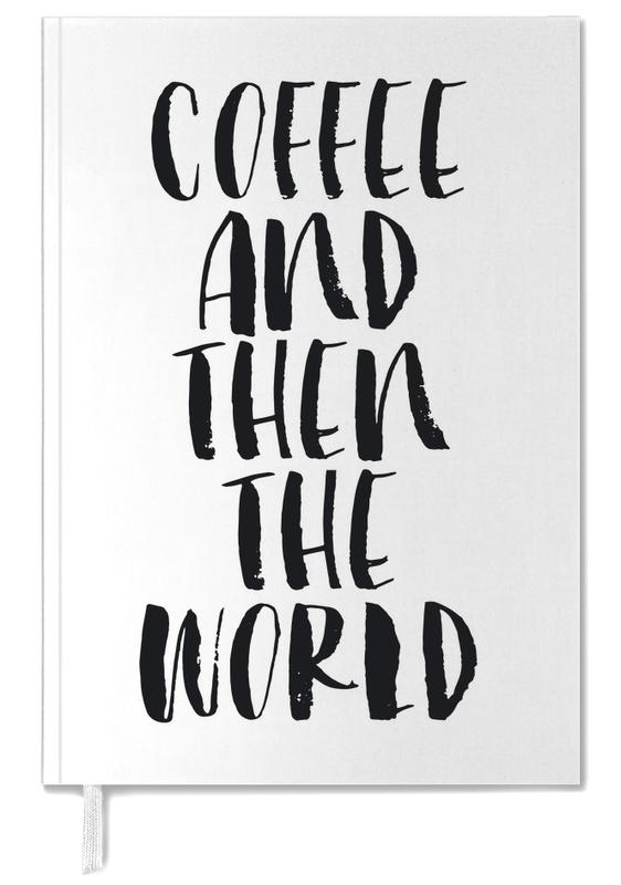Coffee And Then The World -Terminplaner