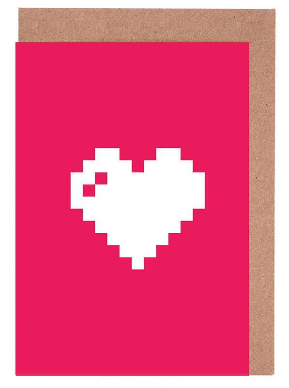 Digi Heart cartes de vœux