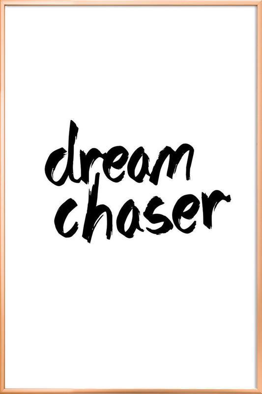 Dream Chaser Poster in Aluminium Frame