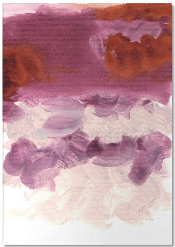 Abstract Painting  XVIII Notepad