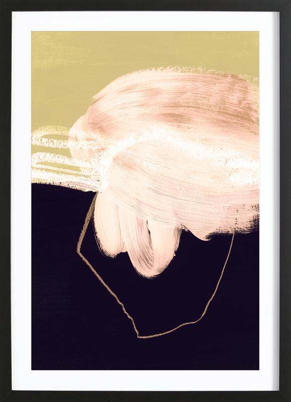 Untitled 160318 Poster i träram