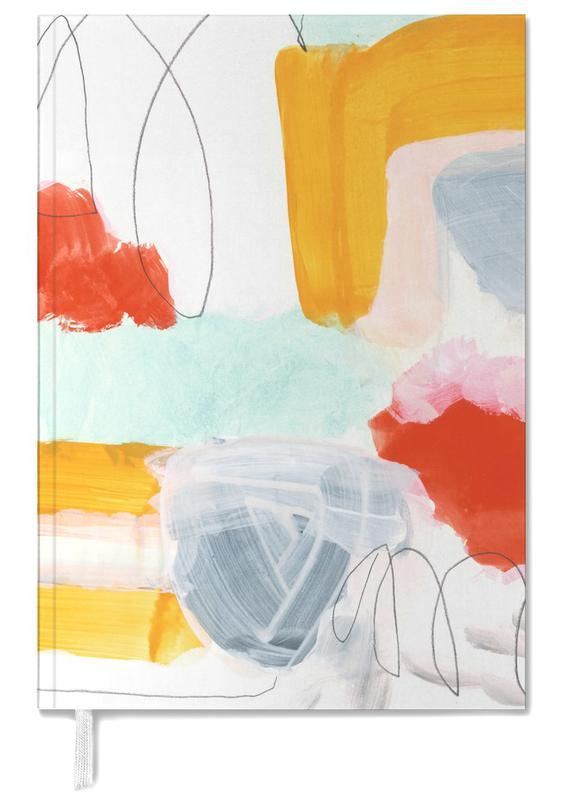 Abstract Painting XVI Personal Planner