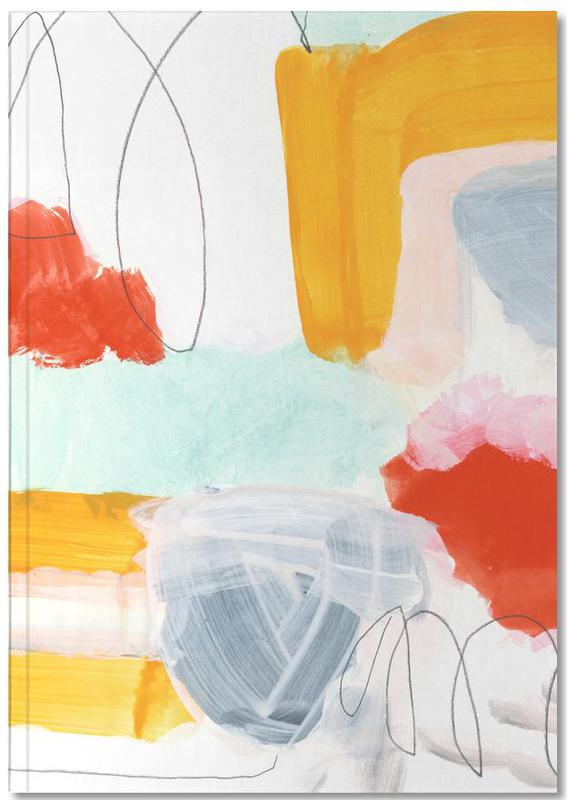 Abstract Painting XVI Notebook