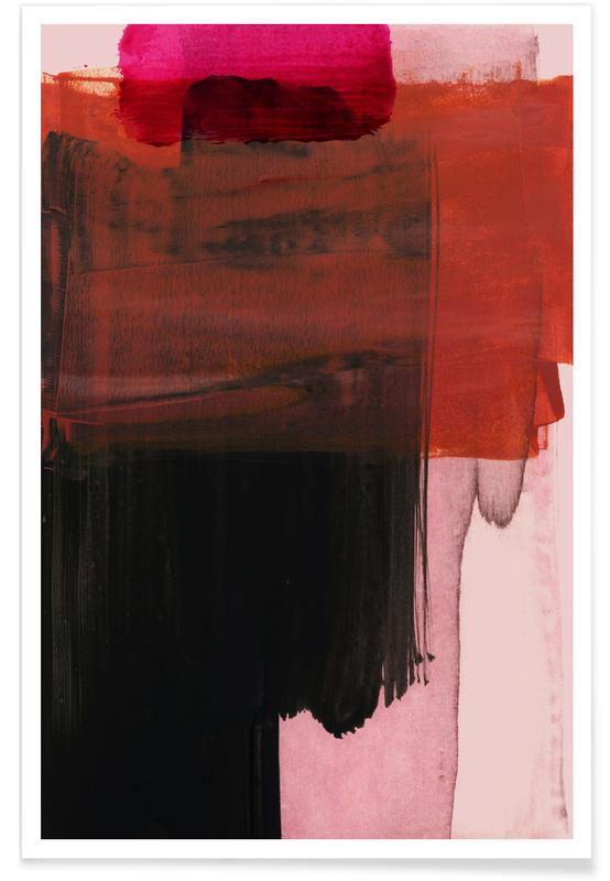 , Abstract Painting XXI -Poster