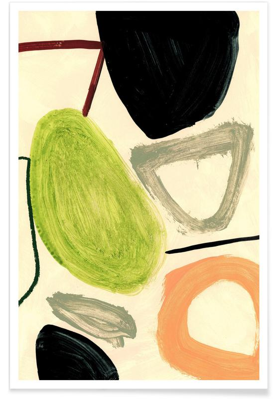, Color & Shape 4 -Poster