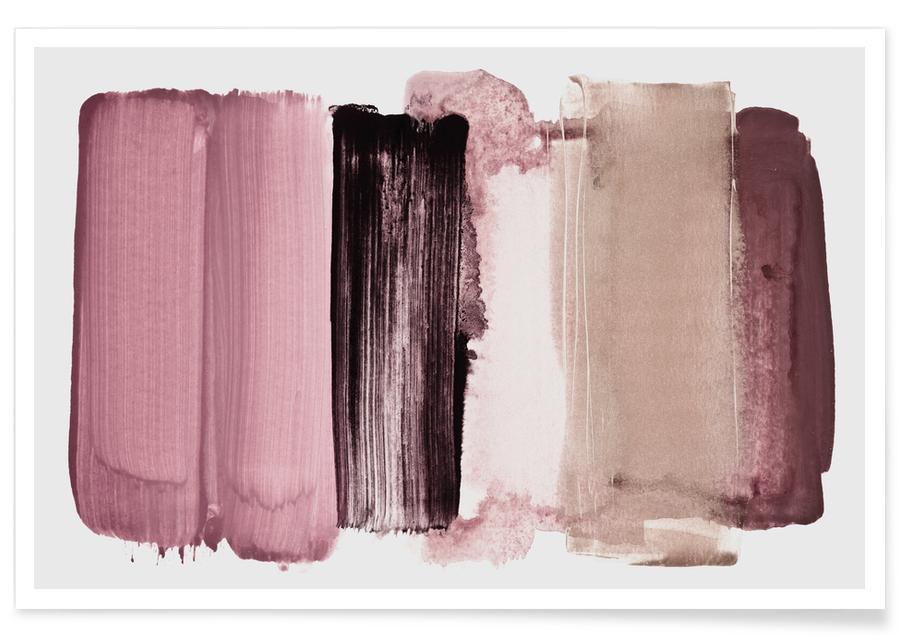 Paysages abstraits, Minimalism 21 affiche