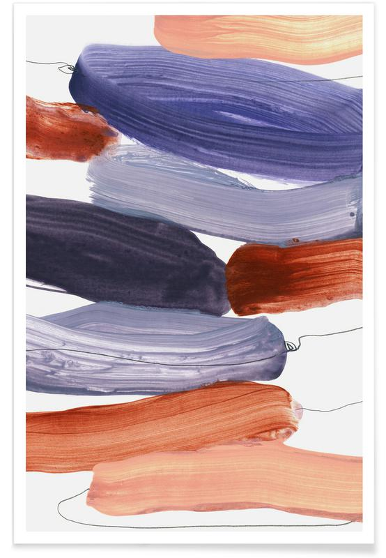 , Abstract Painting XV Poster