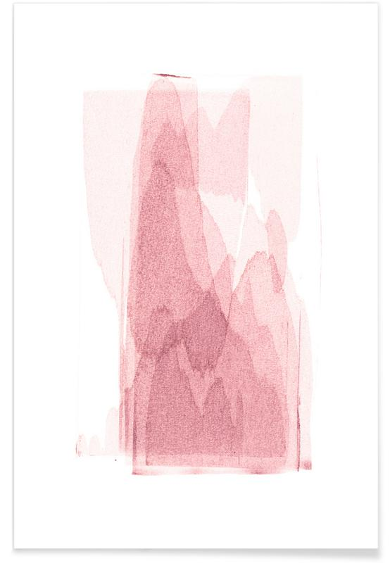 , Transparent 3 poster