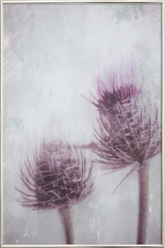In Between -Poster im Alurahmen