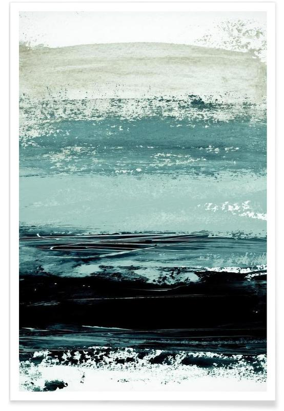 Minimalist Landscape 4 poster