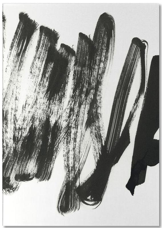 Black On White bloc-notes