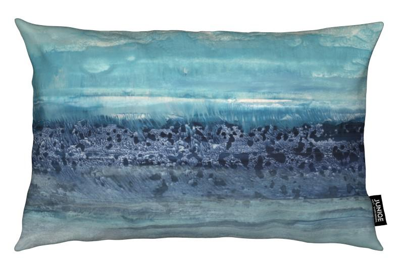 Paysages abstraits, Serenity II coussin