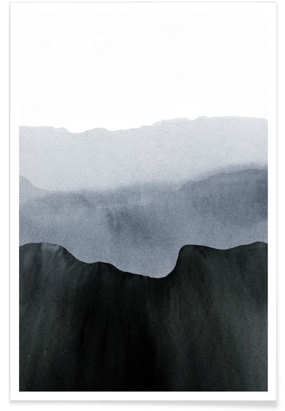 Mountain Horizon 2 poster