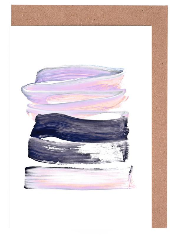 Summer Pastels -Grußkarten-Set