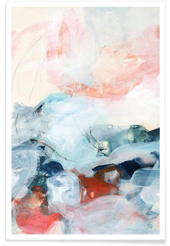 Abstract Painting III poster