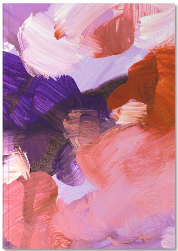 Abstract Painting V Notebook